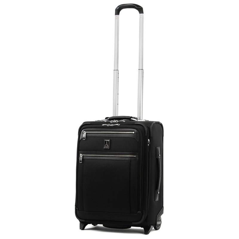 Travelpro Platinum Elite International Expandable Carry-On Rollaboard-Luggage Pros