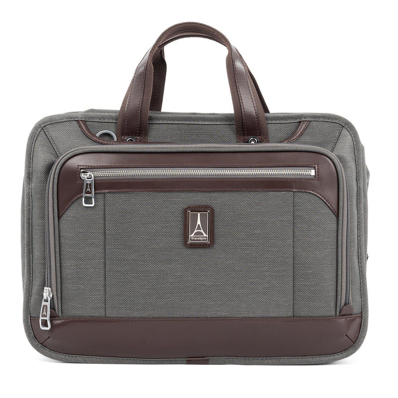 Travelpro Platinum Elite Slim Business Brief-Luggage Pros