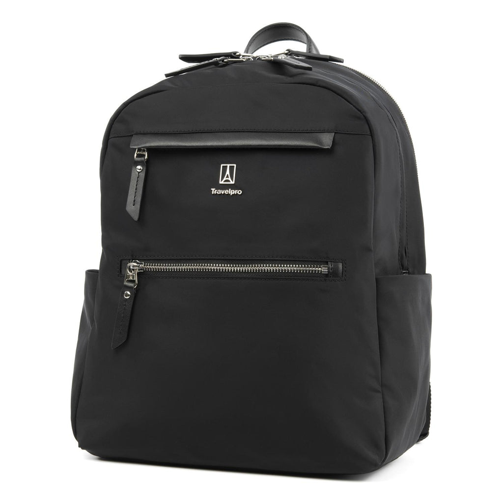 Travelpro Platinum Elite Women's Backpack - Shadow Black