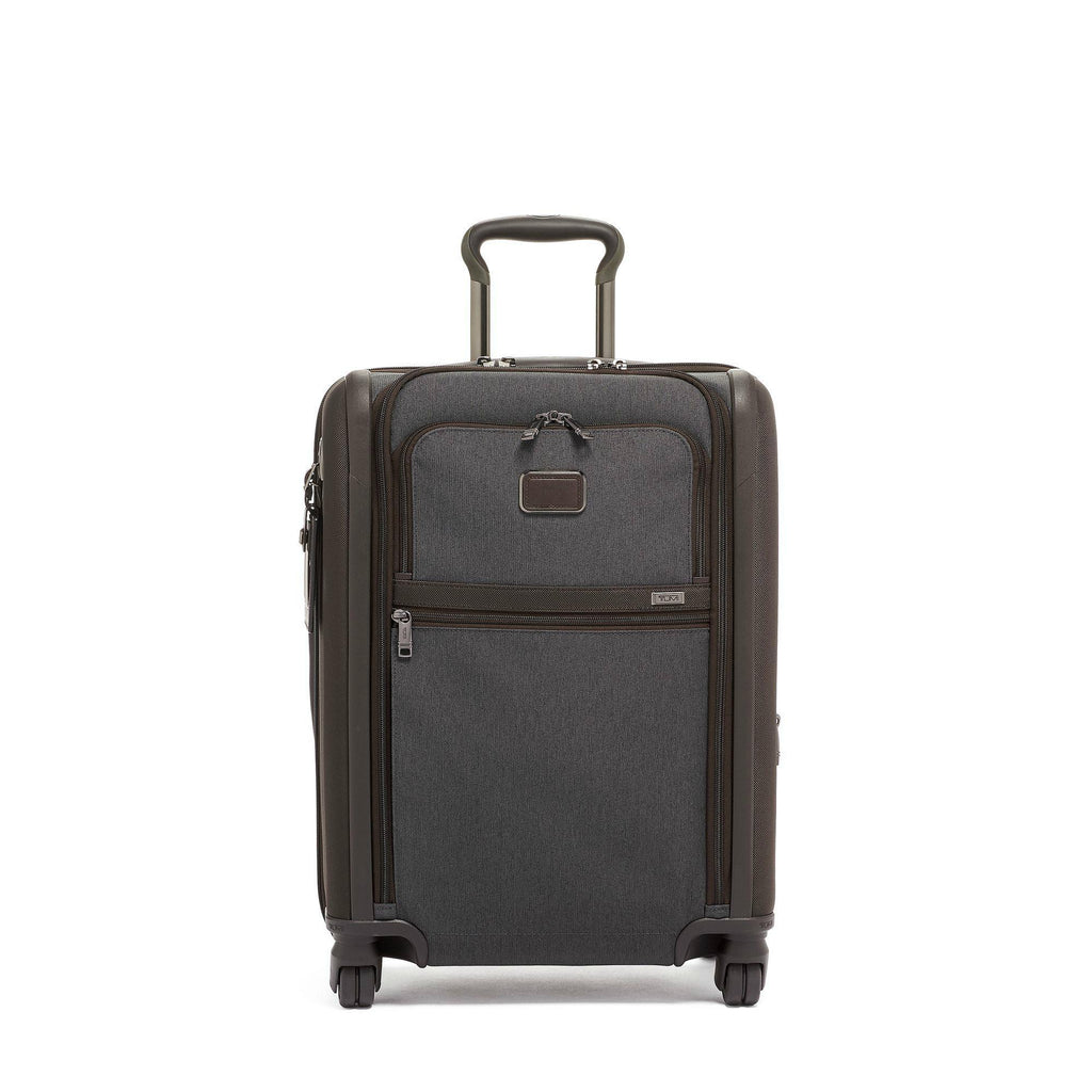 TUMI Alpha 3 Continental Dual Access 4 Wheel Carry-On