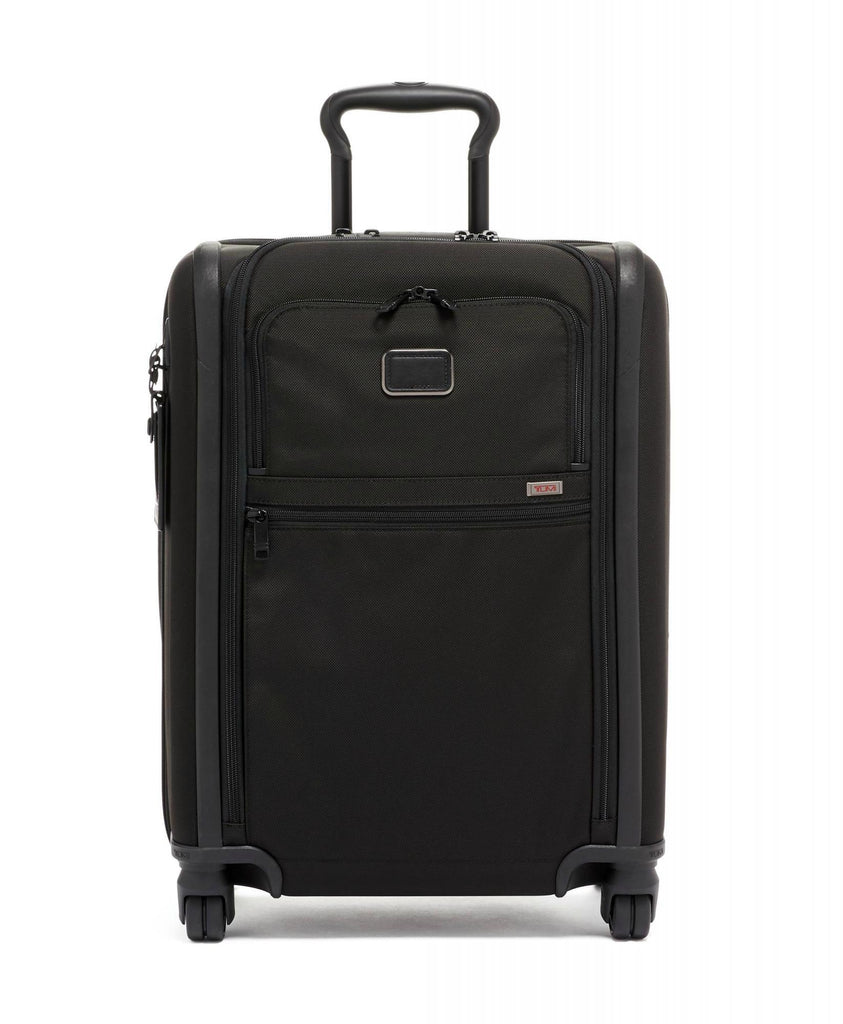 TUMI Alpha 3 Continental Expandable 4 Wheel Carry-On