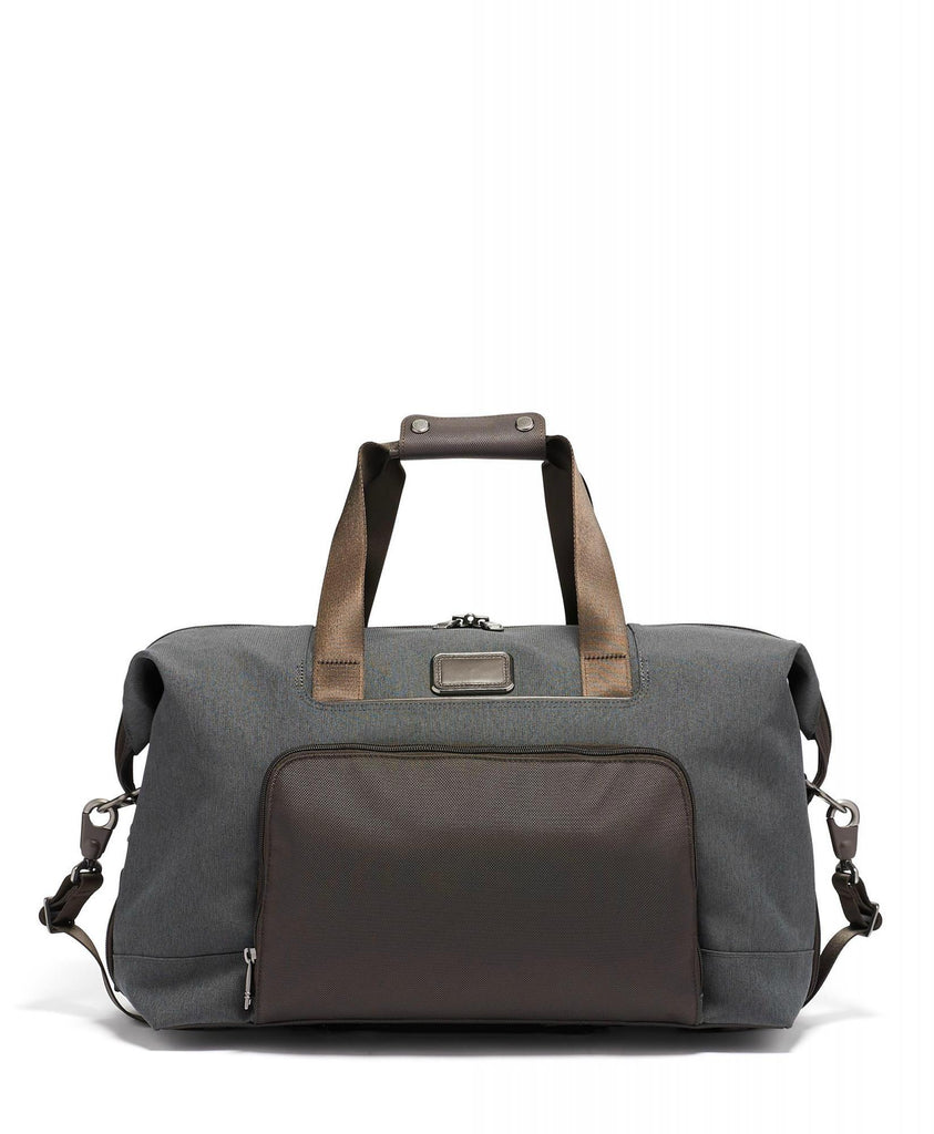TUMI Alpha 3 Double Expansion Satchel