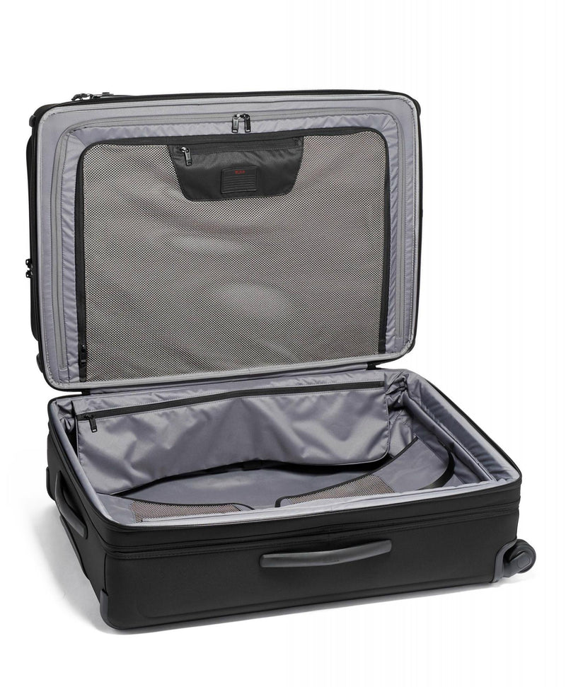 TUMI Alpha 3 Extended Trip Expandable 4 Wheel Packing Case-Luggage Pros