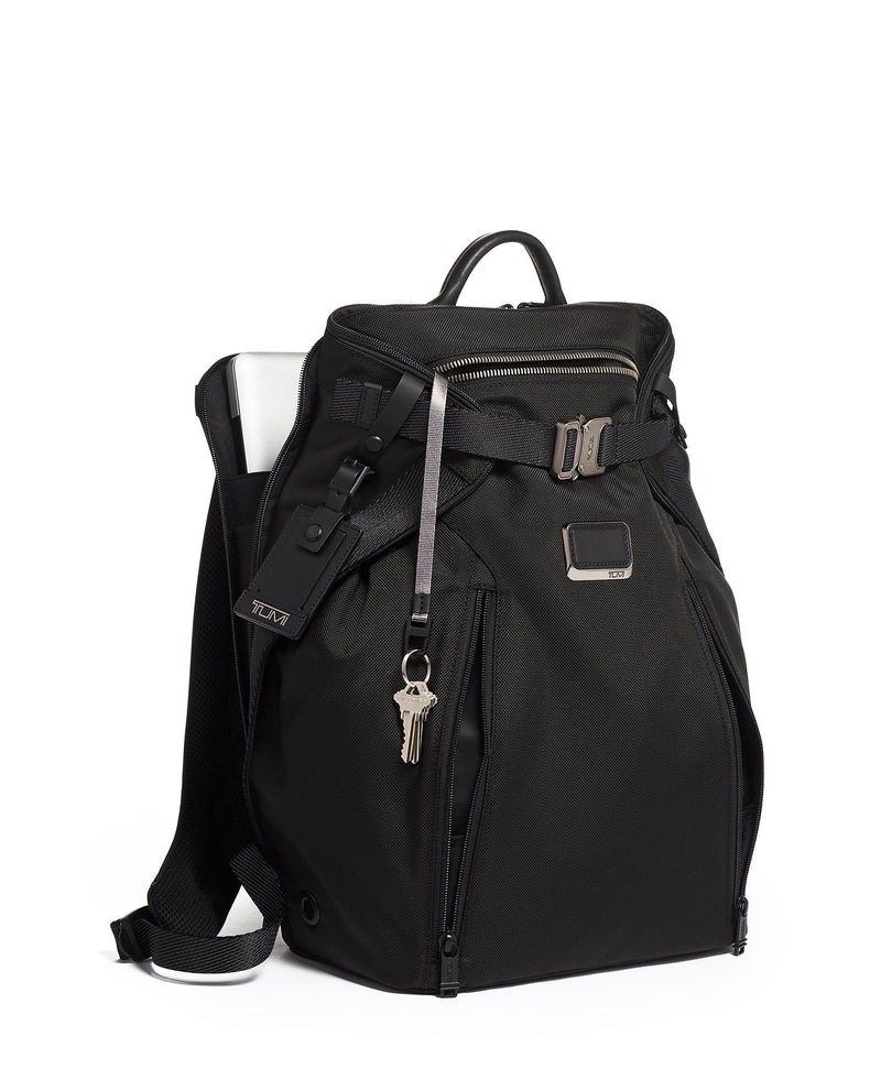 TUMI Alpha Bravo Grant Backpack-Luggage Pros