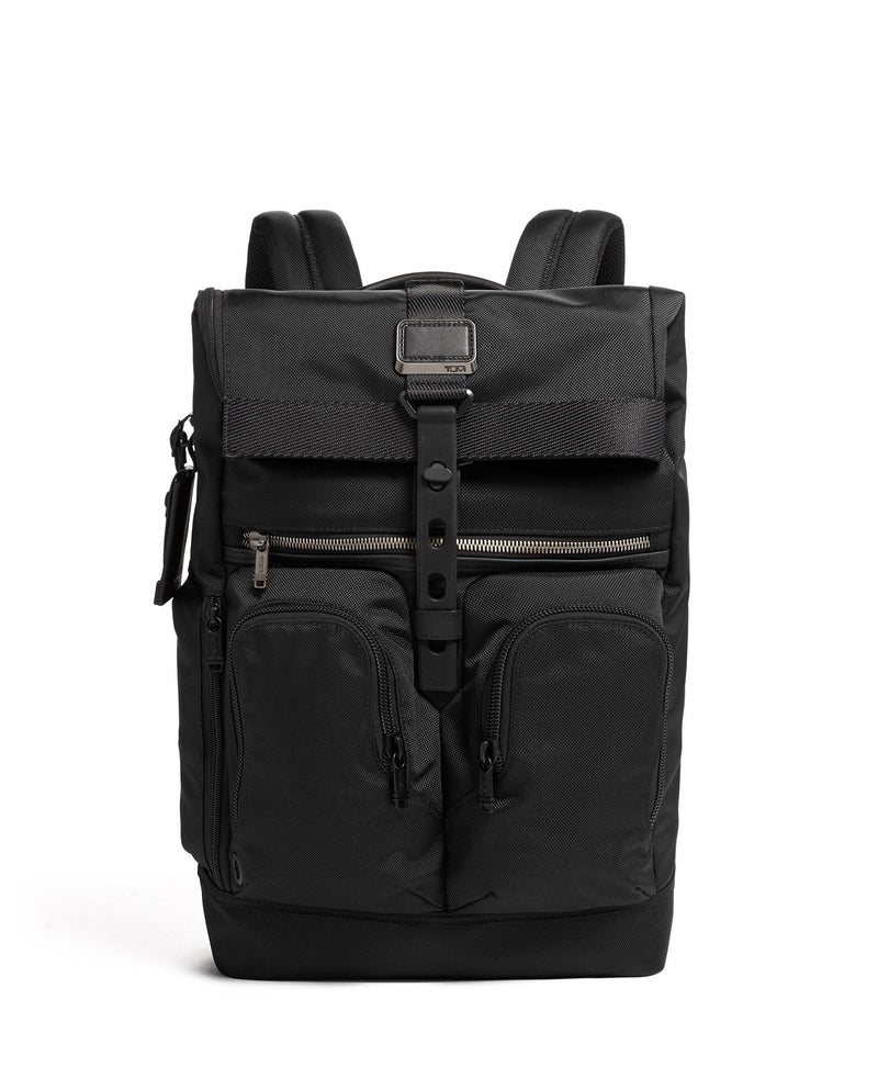TUMI Alpha Bravo Lance Backpack-Luggage Pros