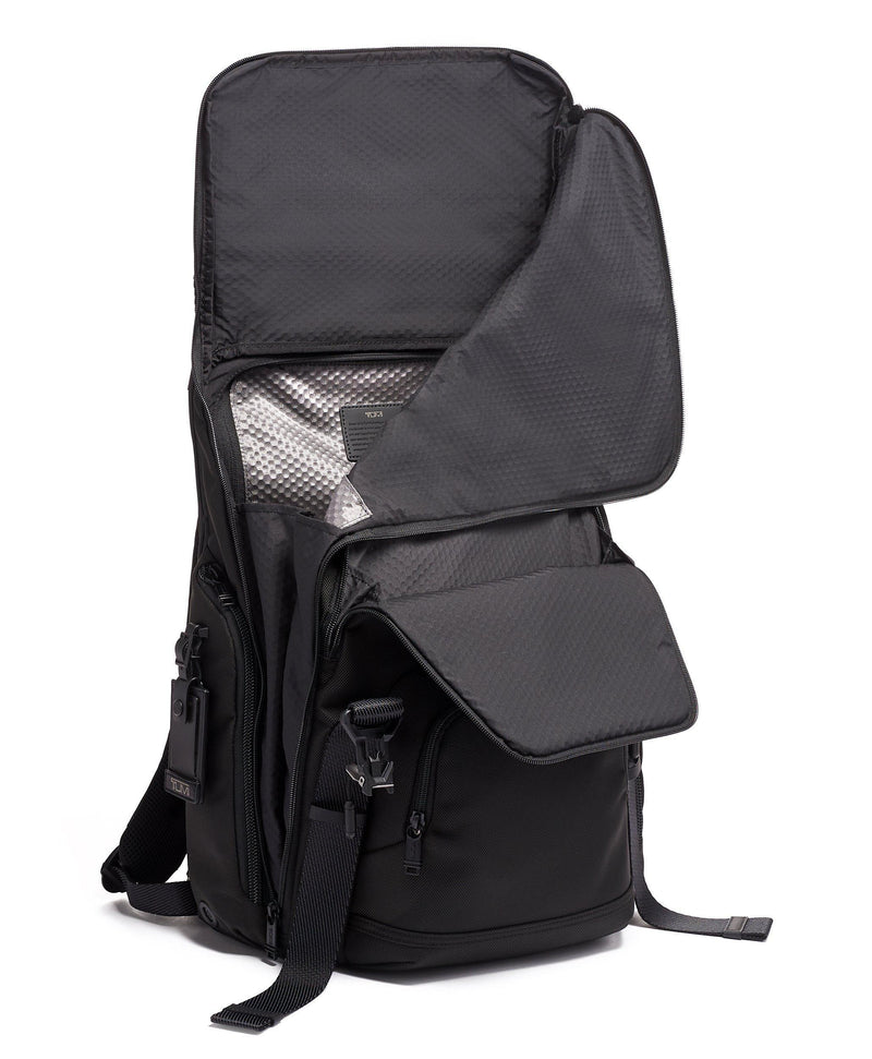TUMI Alpha Bravo Lark Backpack-Luggage Pros
