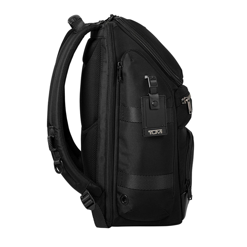 TUMI Alpha Bravo Tyndall Utility Backpack-Luggage Pros