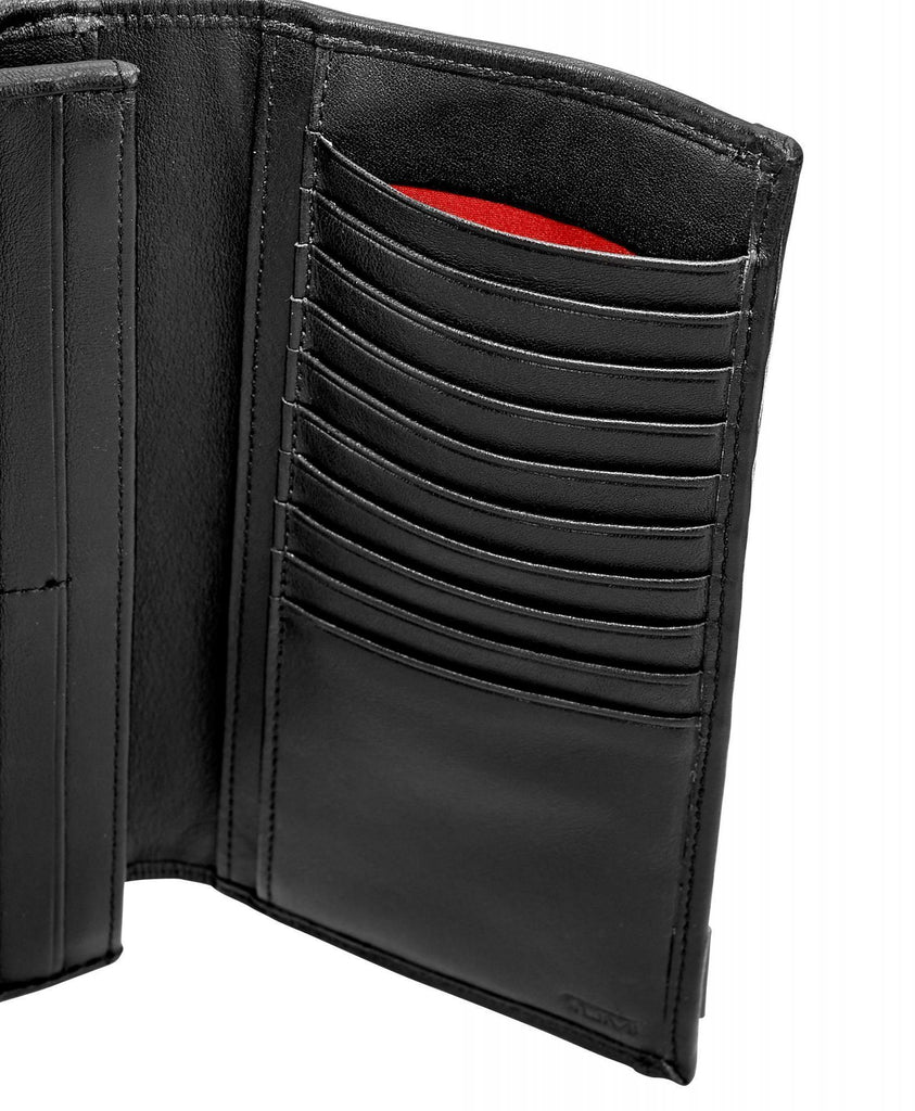 TUMI Alpha SLG Breast Pocket Wallet