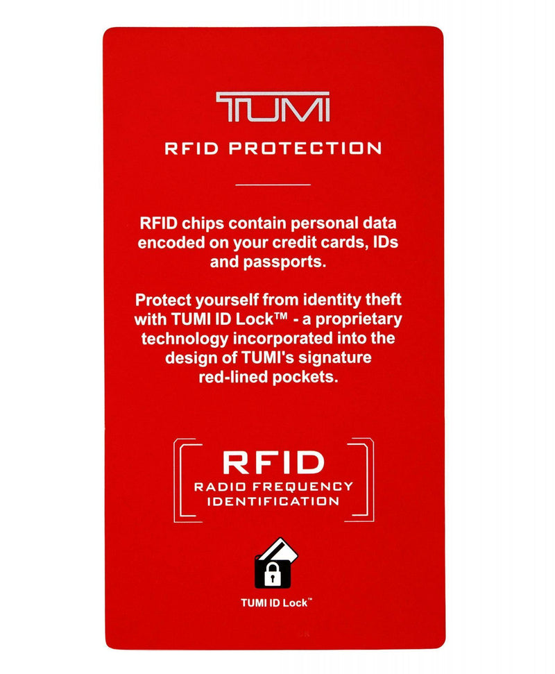 TUMI Alpha SLG Breast Pocket Wallet-Luggage Pros