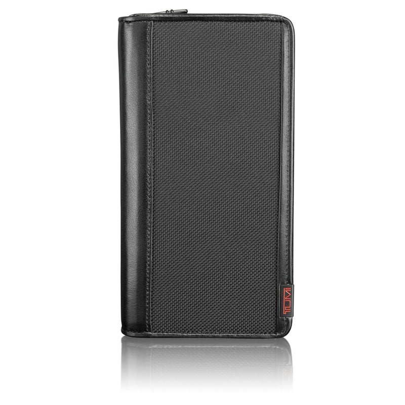TUMI Alpha Zip-Around Travel Wallet-Luggage Pros