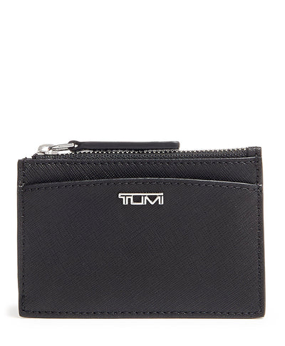TUMI Belden SLG Zip Card Case