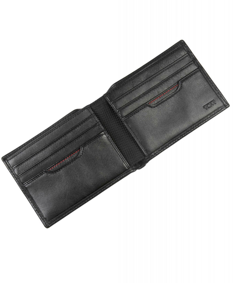 TUMI Delta RFID Double Billfold-Luggage Pros