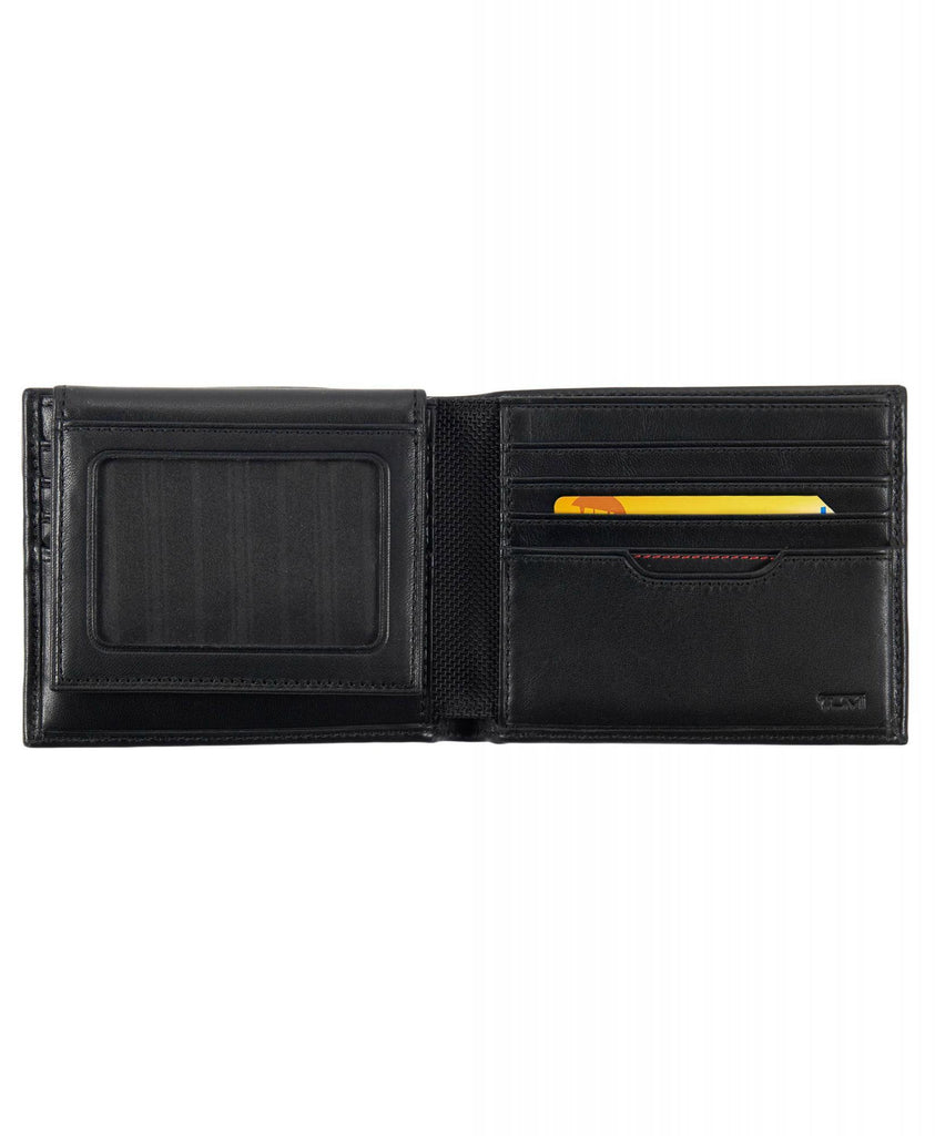 TUMI Delta RFID Global Removable Passcase ID - Black