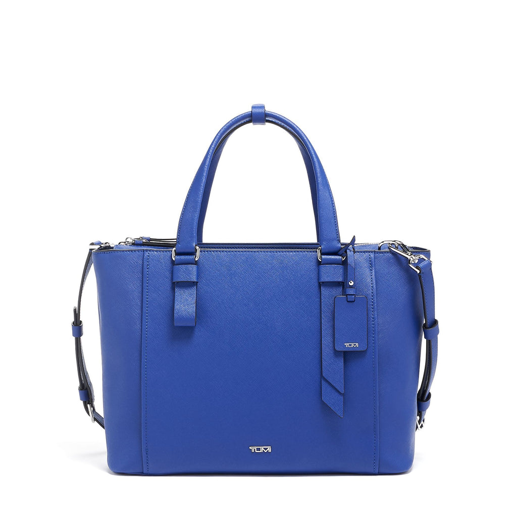 TUMI Varek Park Leather Tote