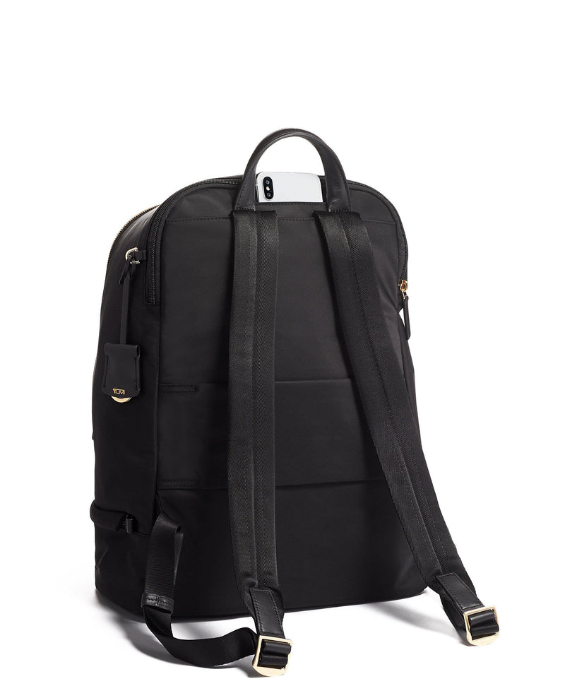 TUMI Voyageur Brooklyn Double Compartment Backpack-Luggage Pros