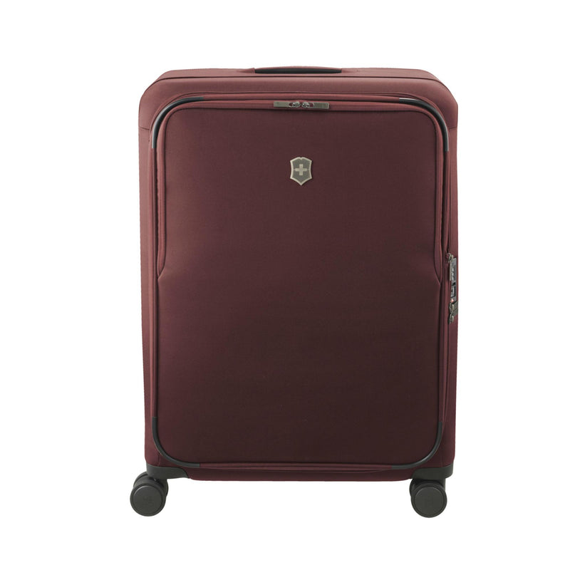 Victorinox Connex Large Softside Upright-Luggage Pros