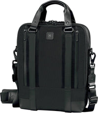 "Victorinox Lexicon Professional Division 13"" Vertical Laptop Brief - Black"