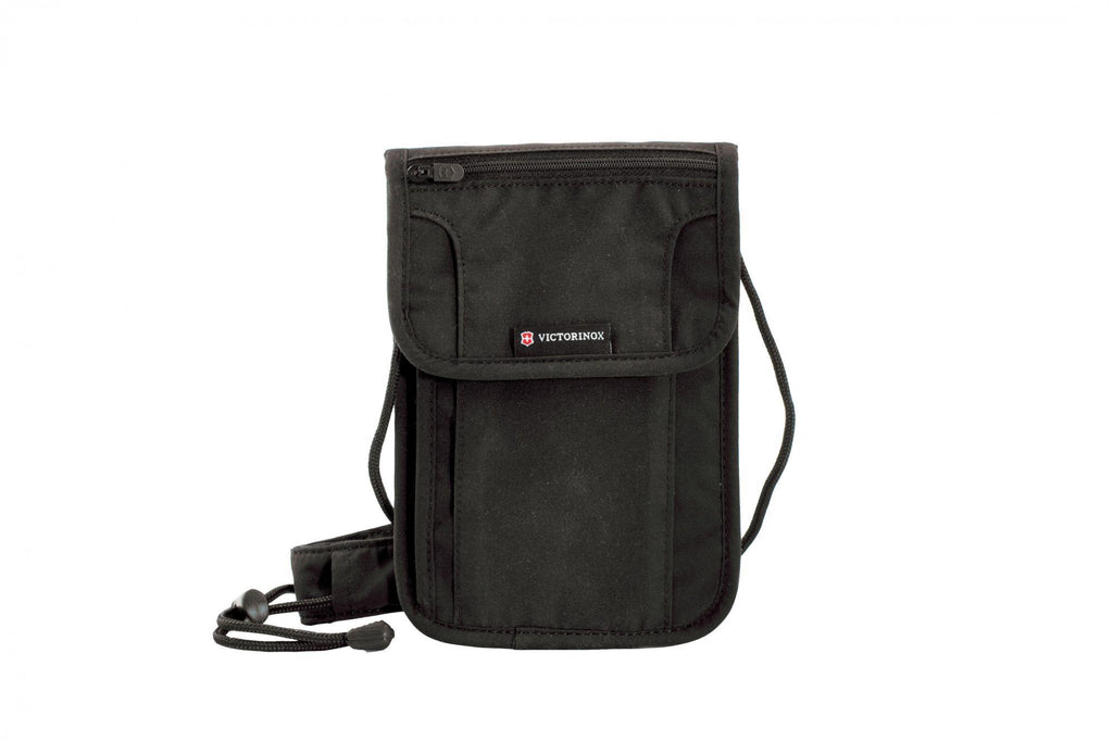 Victorinox Lifestyle Accessories 4.0 Deluxe Concealed Security Pouch with RFID Protection