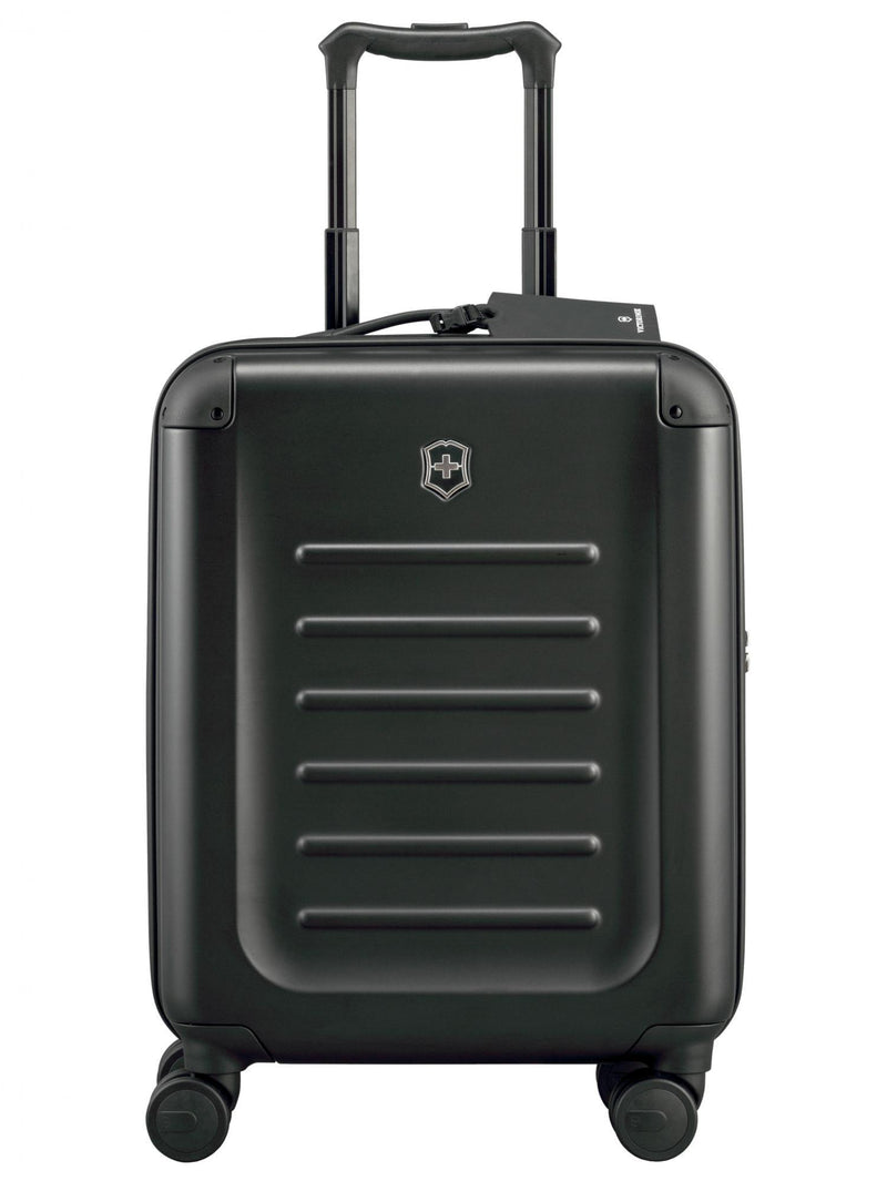 Victorinox Spectra 2.0 Global Carry-On Spinner - Black-Luggage Pros