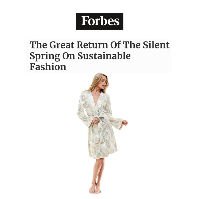 FORBES | The great return of the silent spring on sustainable fashion