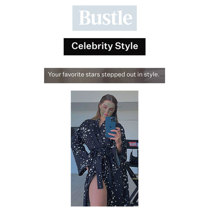 BUSTLE | Your Favorite Stars Stepped out in style