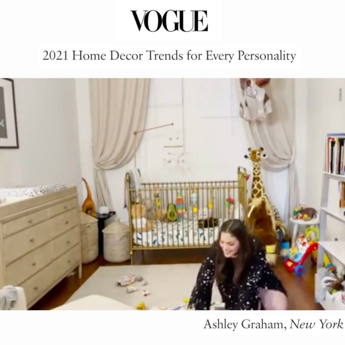 VOGUE | 2021 Home Decor Trends for Every Personality