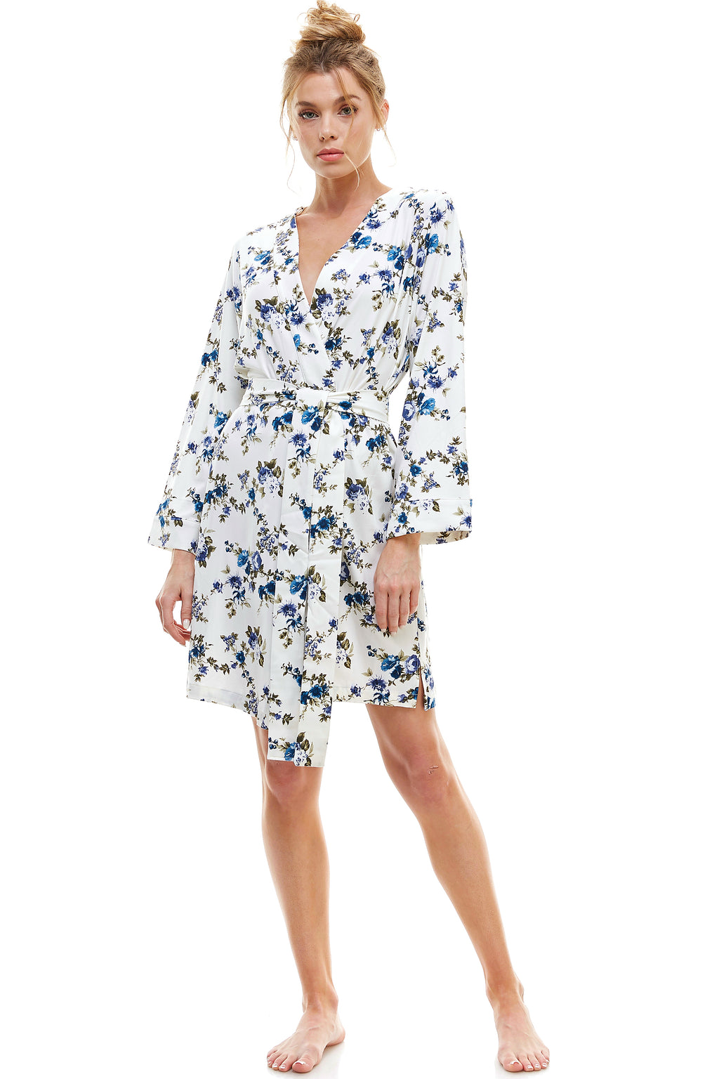 CLASSIC SHORT | ROYAL FLORAL
