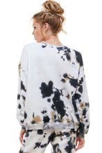 Load image into Gallery viewer, SWEAT CREWNECK | TOFFEE TIE DYE