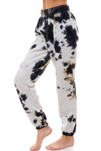 SWEATPANTS | TOFFEE TIE DYE
