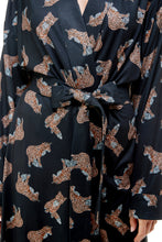 Load image into Gallery viewer, KIMONO | BLACK FOXY - BLACK FRIDAY
