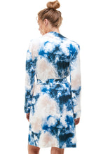 Load image into Gallery viewer, CLASSIC SHORT | DENIM TIE DYE