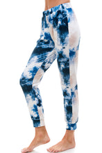 Load image into Gallery viewer, SLEEPY JOGGER | DENIM TIE DYE