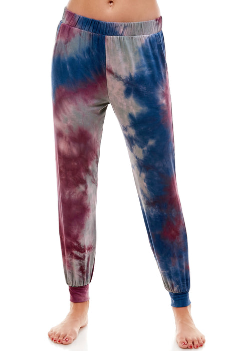 SLEEPY JOGGER | SUMMER SKY TIE-DYE