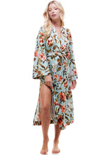 Load image into Gallery viewer, KIMONO | MINT FLORAL