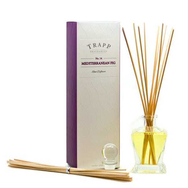 No.14 Mediterranean Fig Reed Diffuser - Scents Lifestyle Home Fragrances