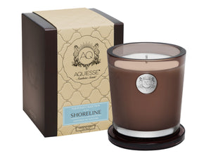 Shoreline Large Soy Candle - Scents Lifestyle Home Fragrances