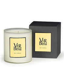 Load image into Gallery viewer, Verbena Boxed Candle - Scents Lifestyle Home Fragrances