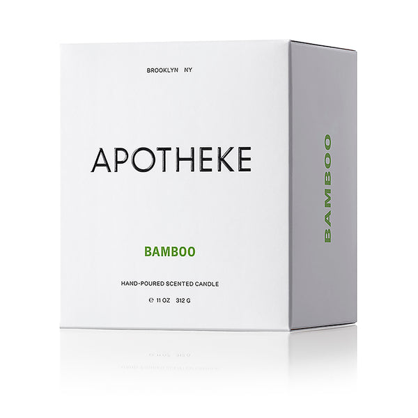 Bamboo Candle - Scents Lifestyle Home Fragrances