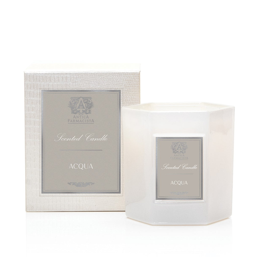 Aqua Candle 9 oz. - Scents Lifestyle Home Fragrances
