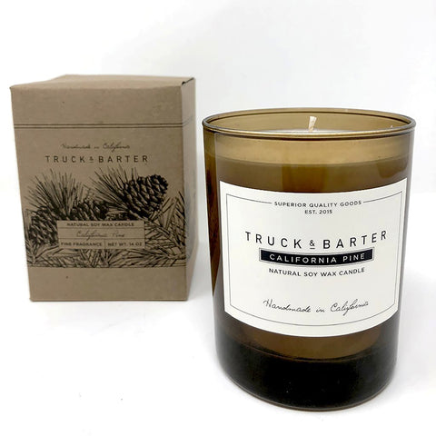 California Pine 14 oz Candle - Scents Lifestyle Home Fragrances