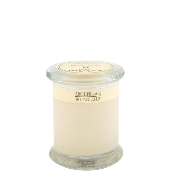 Luna Glass Jar Candle - Scents Lifestyle Home Fragrances