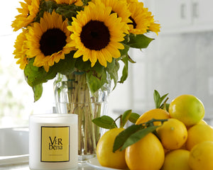 Verbena Boxed Candle - Scents Lifestyle Home Fragrances