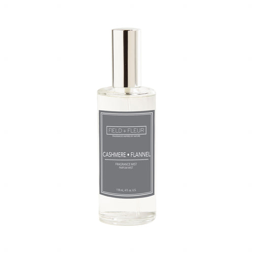 Cashmere Flannel Room Spray 4.0 oz - Scents Lifestyle Home Fragrances