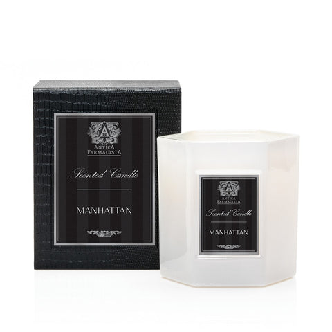 Manhattan Candle 9 oz. - Scents Lifestyle Home Fragrances