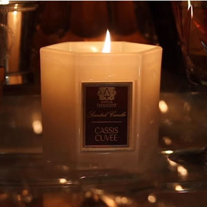 Cassis Cuvee Candle 9 oz - Scents Lifestyle Home Fragrances
