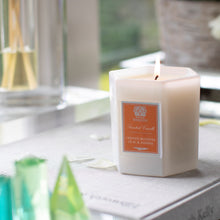 Load image into Gallery viewer, Orange Blossom, Lilac & Jasmine Candle 9 oz. - Scents Lifestyle Home Fragrances