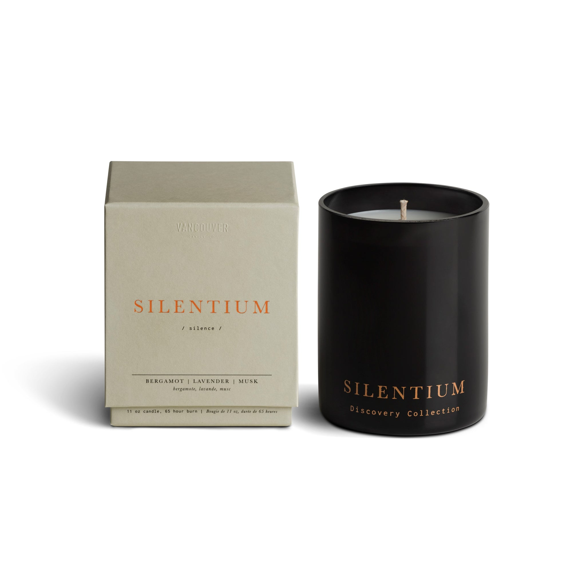 Silentium (Silence) Candle 11 Oz. - Scents Lifestyle Home Fragrances