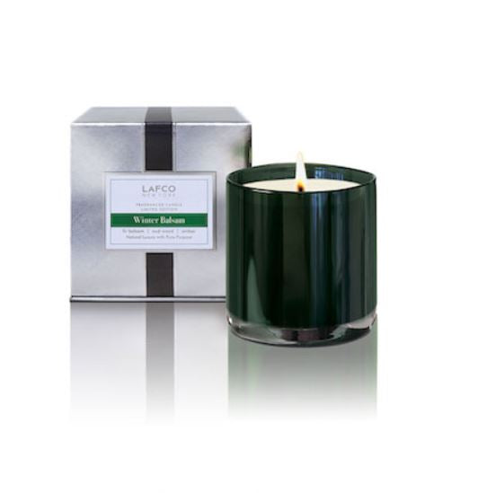Winter Balsam Classic Candle - Limited Edition - Scents Lifestyle Home Fragrances