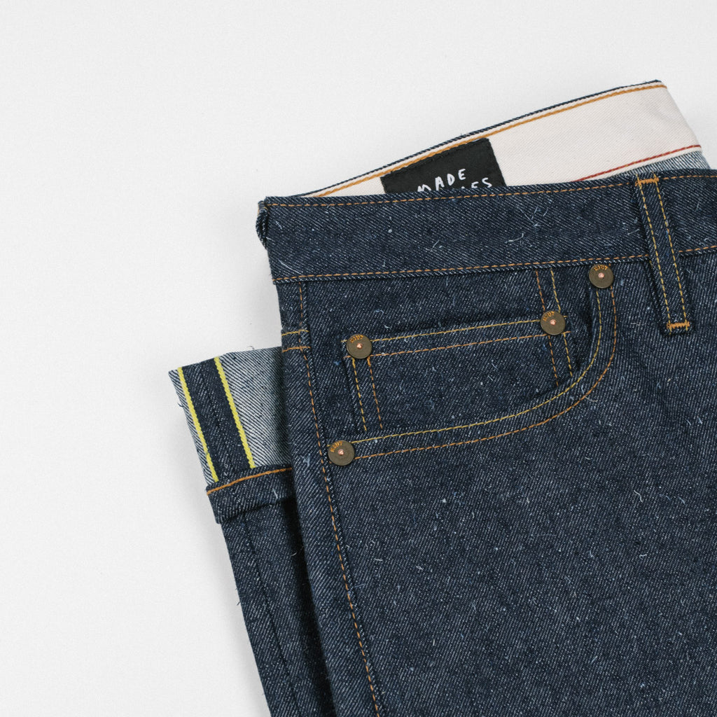 Japanese Banana Fibre Selvedge Short Run - Work@