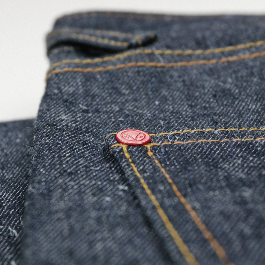 Japanese Banana Fibre Selvedge Short Run - SkinR